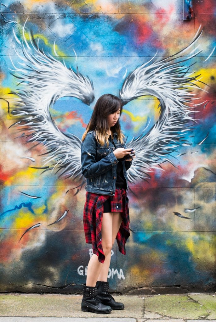 The Angel of Shoreditch